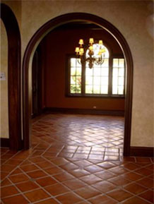 About Mexican Tile saltillo Tile Cleaning and Repair