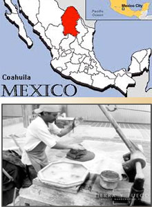 mexican tile and saltillo tile history