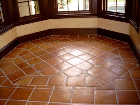 mexican tile and saltillo tile installation